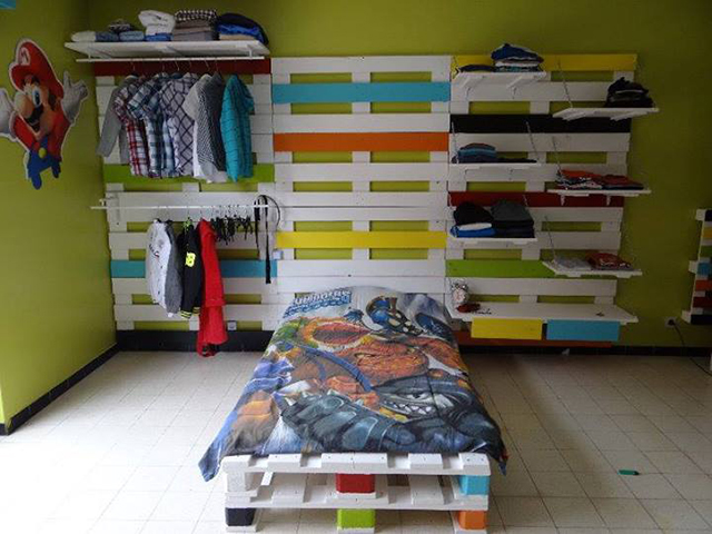 things we can do with pallets
