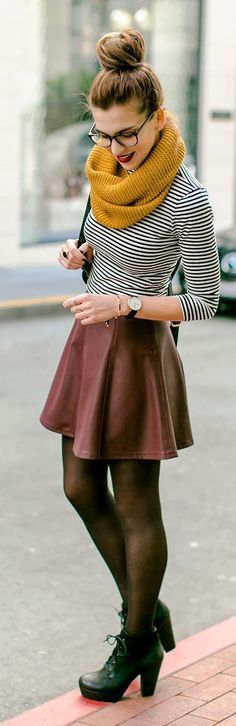 25 Great New Outfits For Your Winter Lookbook - Style Estate -