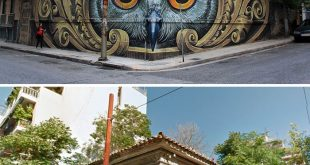 15 examples of how street art transforms cityscapes without attractiveness