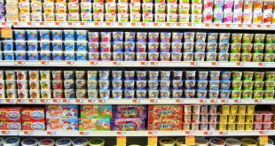 The 5 healthier yogurts supermarket!!