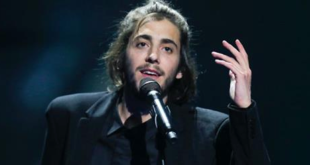 "Salvador Sobral states that ""The Singing at Eurovision is a mer **"""