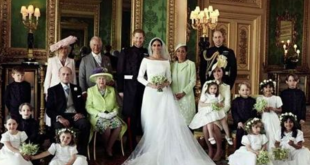 Harry e Meghan doaram as flores do casamento a um hospital, e encantaram os