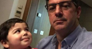 "Rui Vitória writes emotional message to his son: ""The life lesson I lacked live ..."""